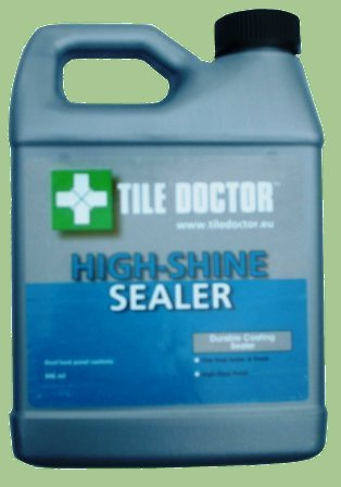Tile Doctor High Shine Sealer