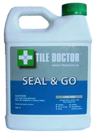 Tile Doctor Colour Grow Colour Intensifying Sealer For