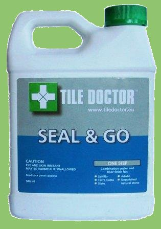 Tile Doctor Seal & Go Sealer