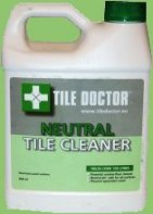 Tile Doctor Concentrated Neutral Tile Cleaner for Regular Cleaning