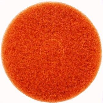 Tan Buffing pad for dry cleaning and polishing